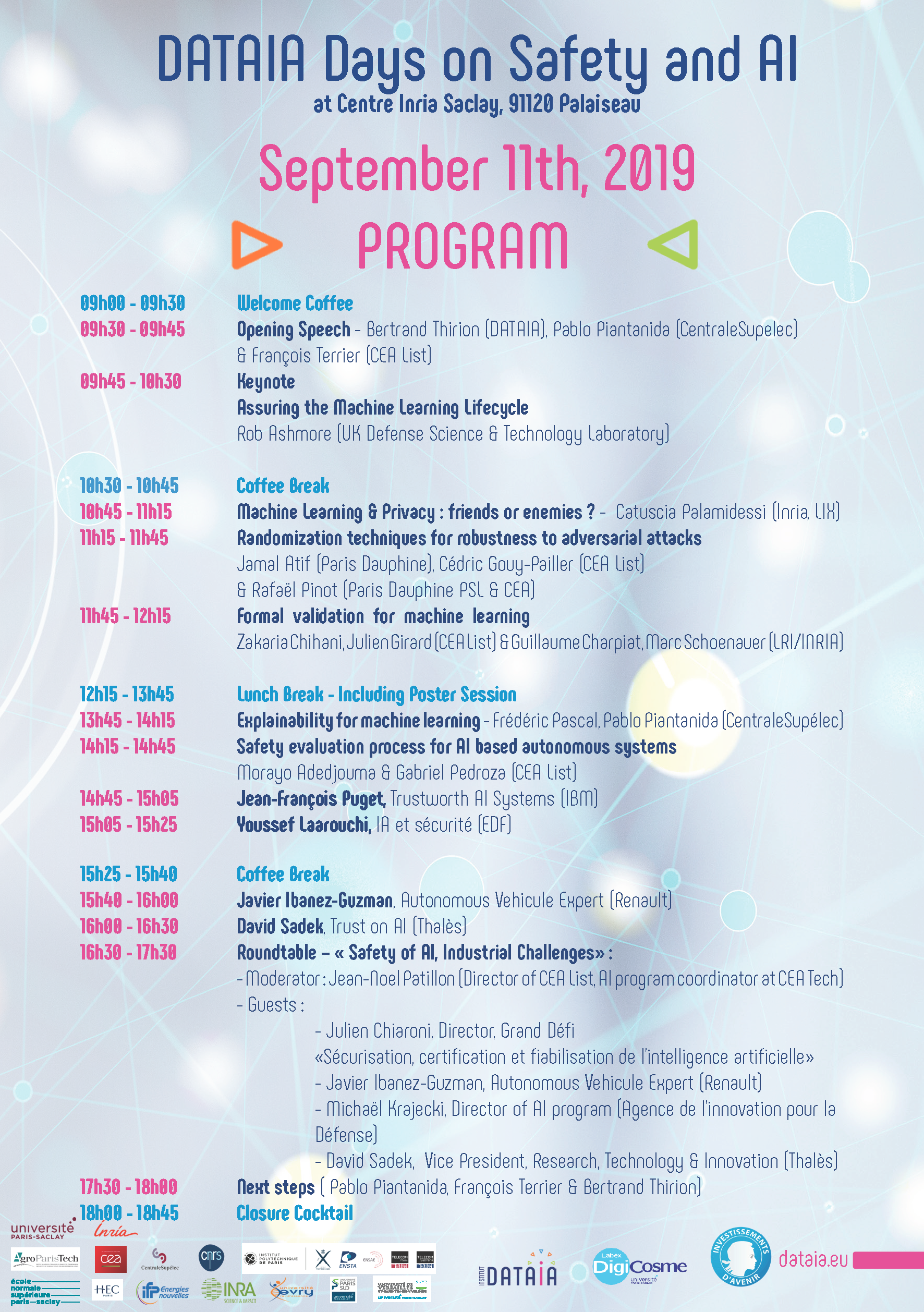 program dataia days